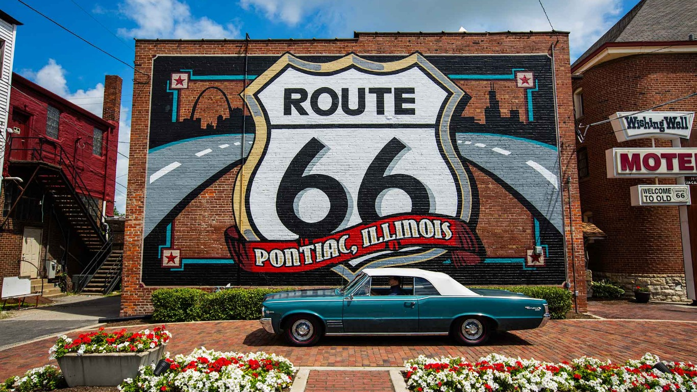 Route 66 In Three Days The Ultimate Easy Road Trip Planner