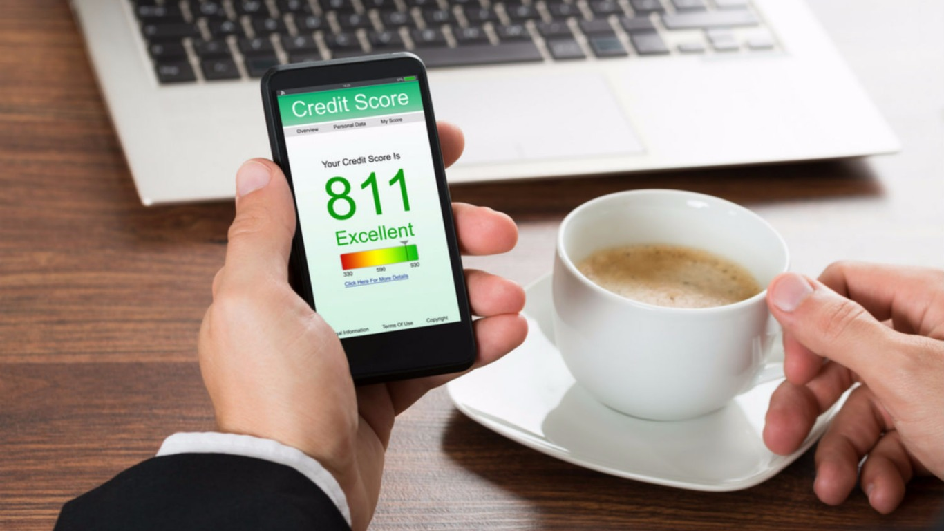 Check your credit score (Image: Shuttersotck)