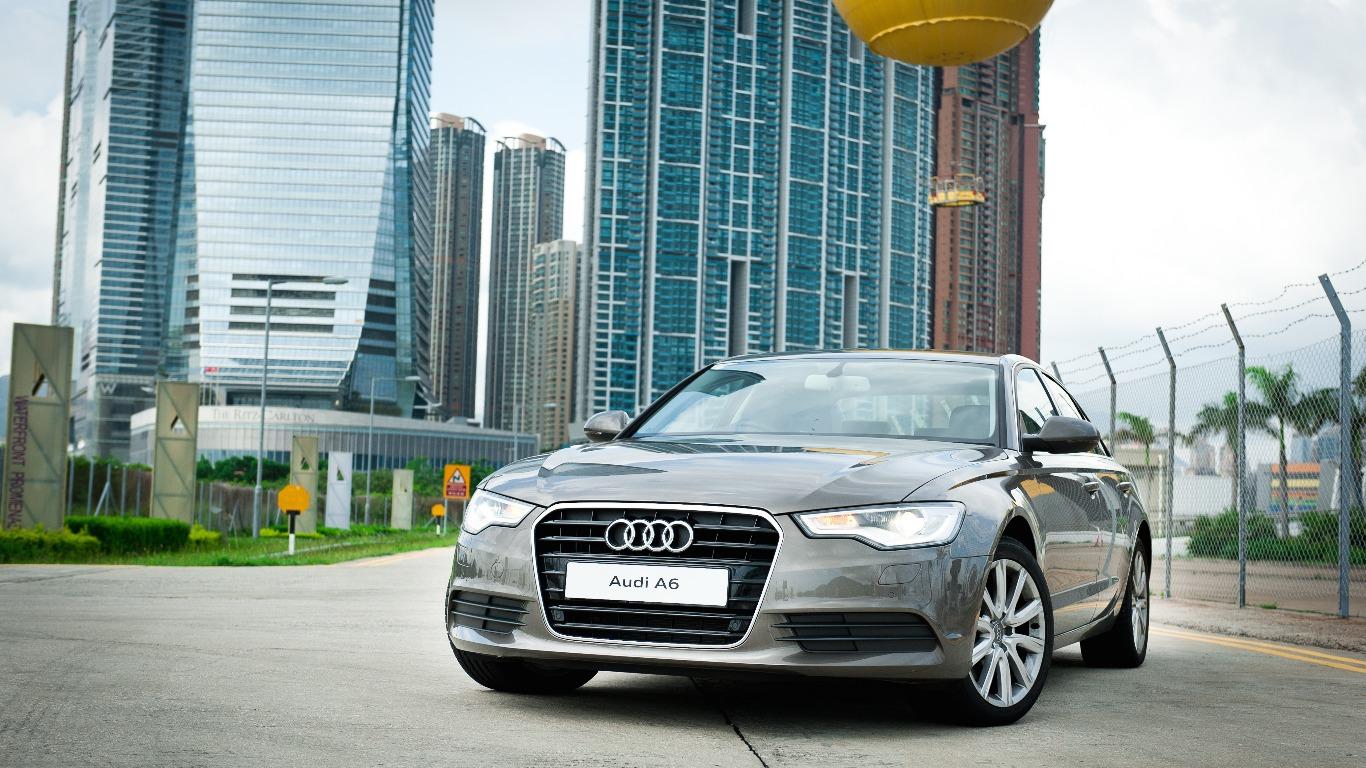 Audi A6 (Image: Shutterstock)