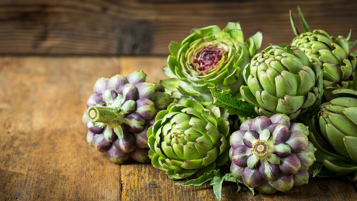 A complete guide to artichokes | lovefood.com