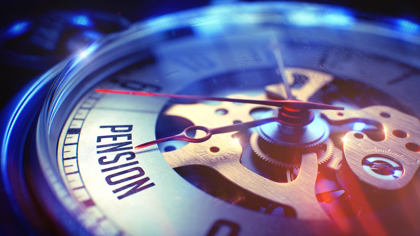 Is time up for the triple lock? (Image: Shutterstock)