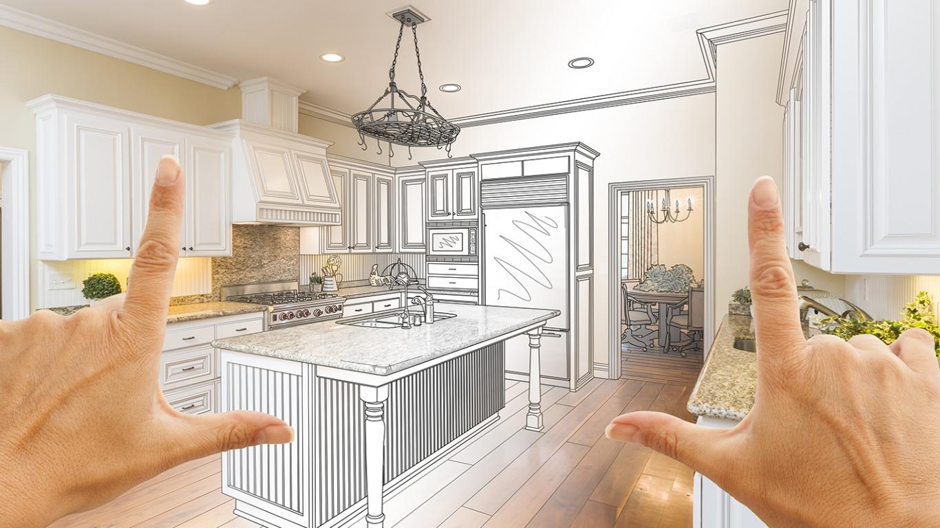 Renovate or relocate? (Image: Shutterstock)
