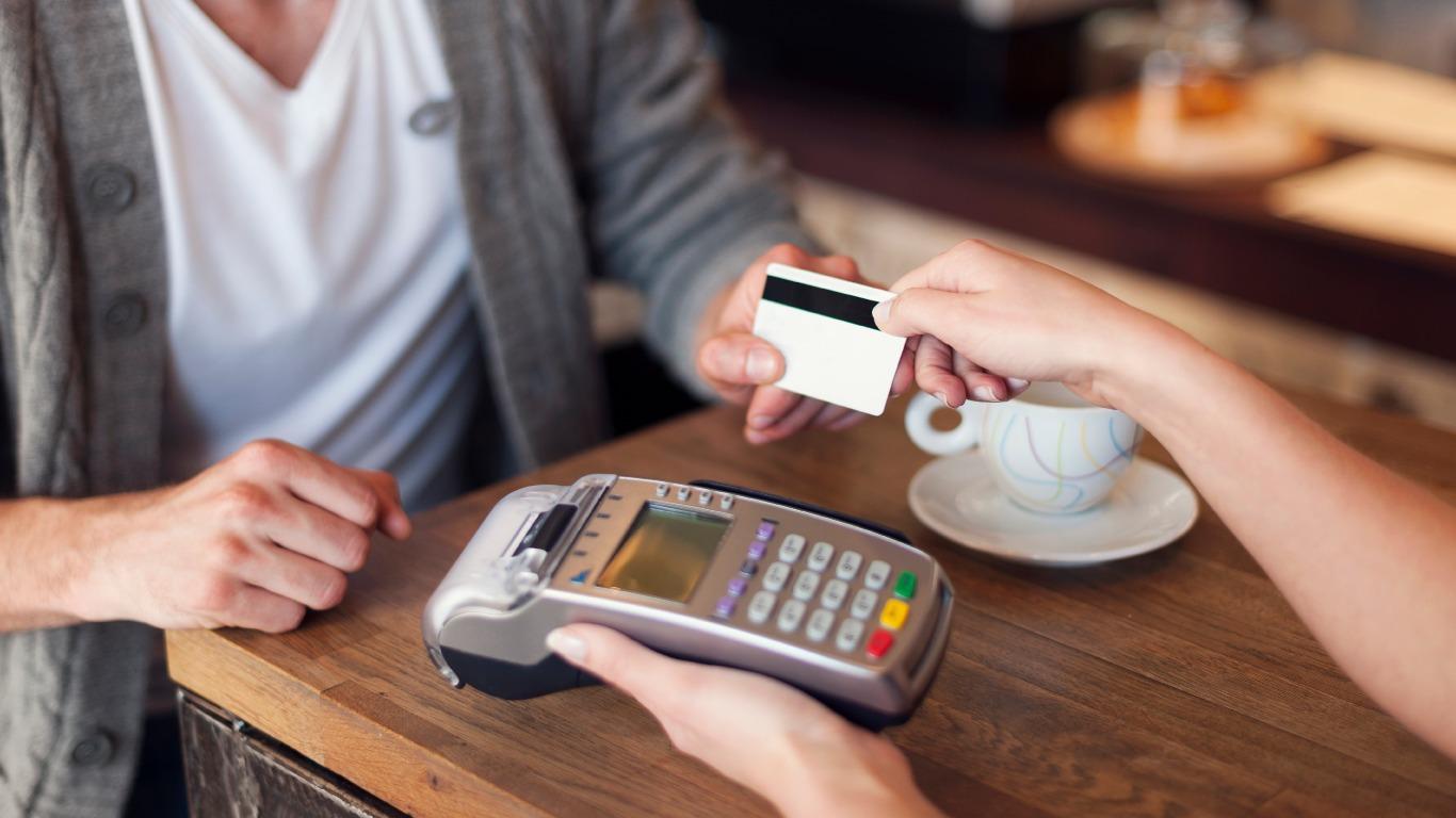 Reward credit cards (Image: Shutterstock)