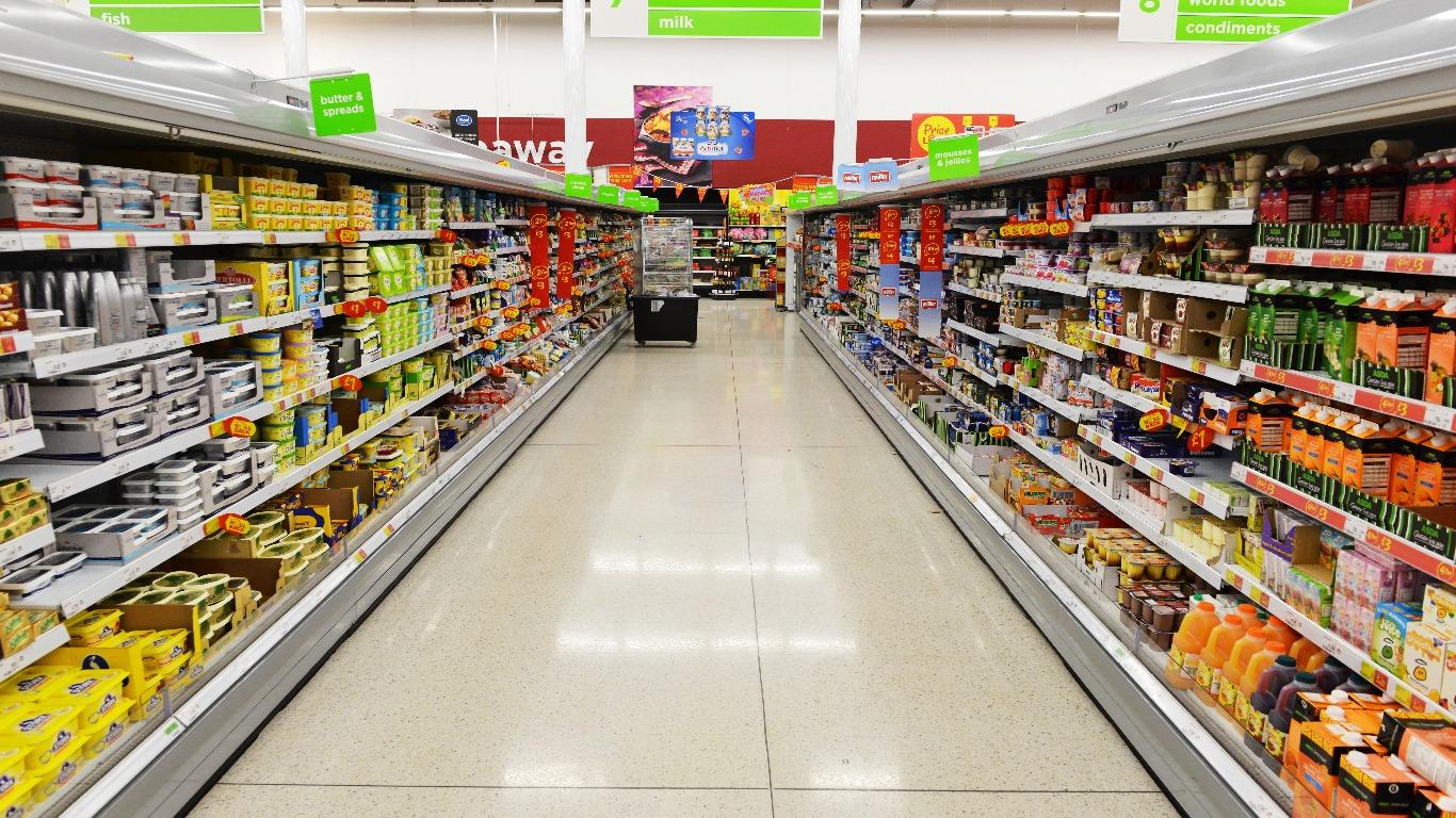 Asda shopping restrictions (Image: Shutterstock)