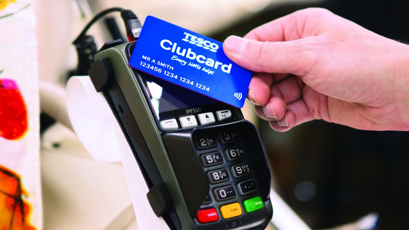 Tesco will likely drive sales through its Clubcard scheme (Image: Shutterstock)