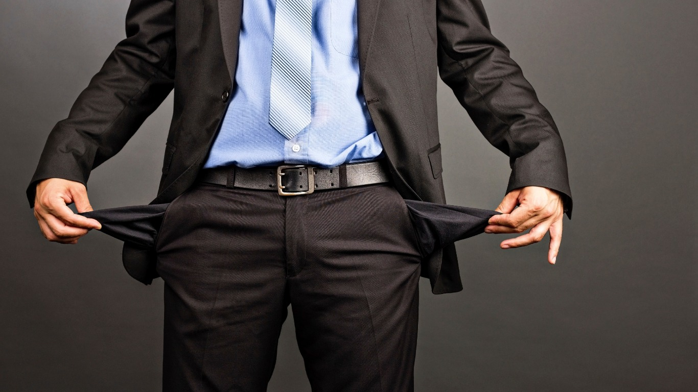 Challenge of keeping up pension contributions (Image: Shutterstock)