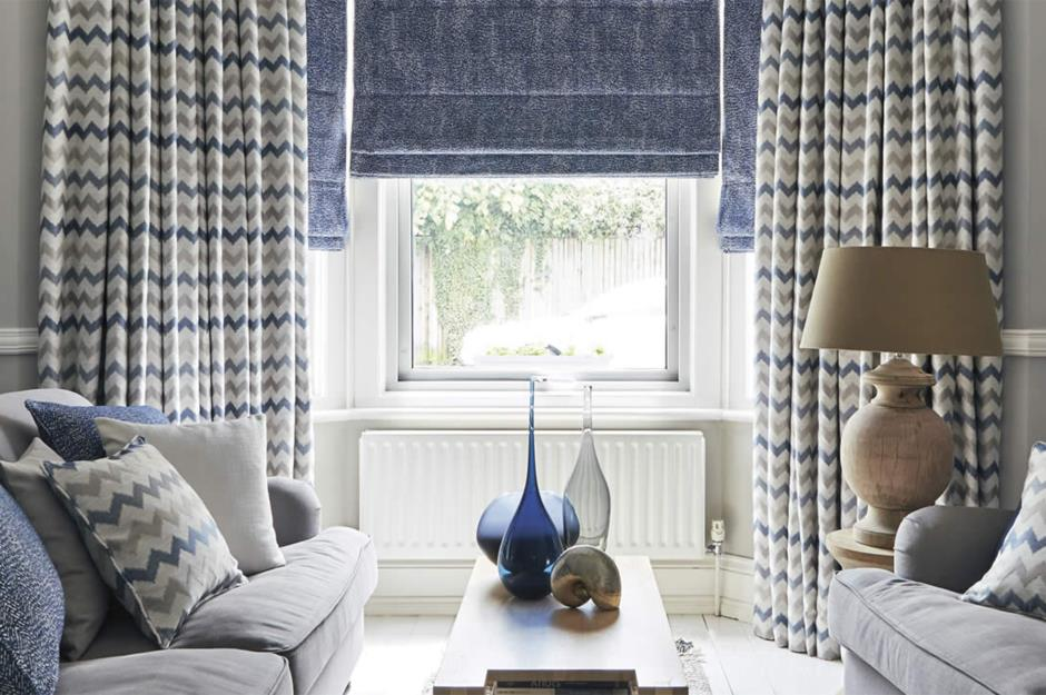 Dress To Impress. Baileys Blinds. Styling A Window Can Transform A Room ...