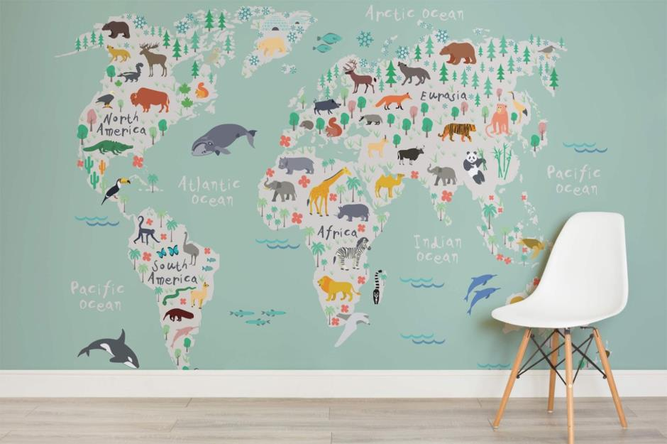 29 stunning wallpaper ideas loveproperty put the world on your walls murals wallpaper gumiabroncs Image collections