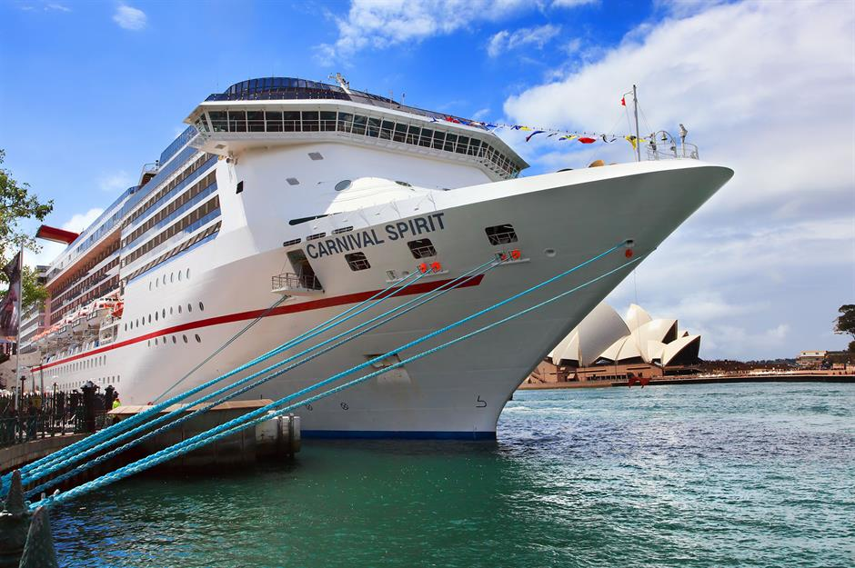 The strangest things that have happened on cruises | loveexploring com