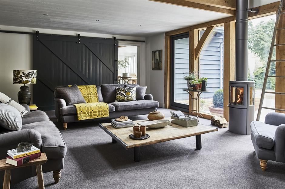 Grey decorating ideas that still pack a punch | loveproperty.com