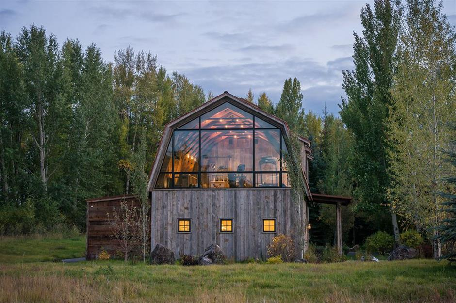 Modern Barns That Are So Far From Farmyard Loveproperty Com