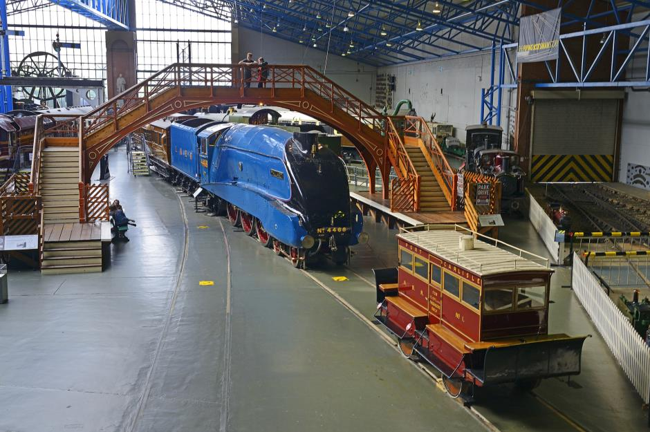 train future engineers national railway museum york