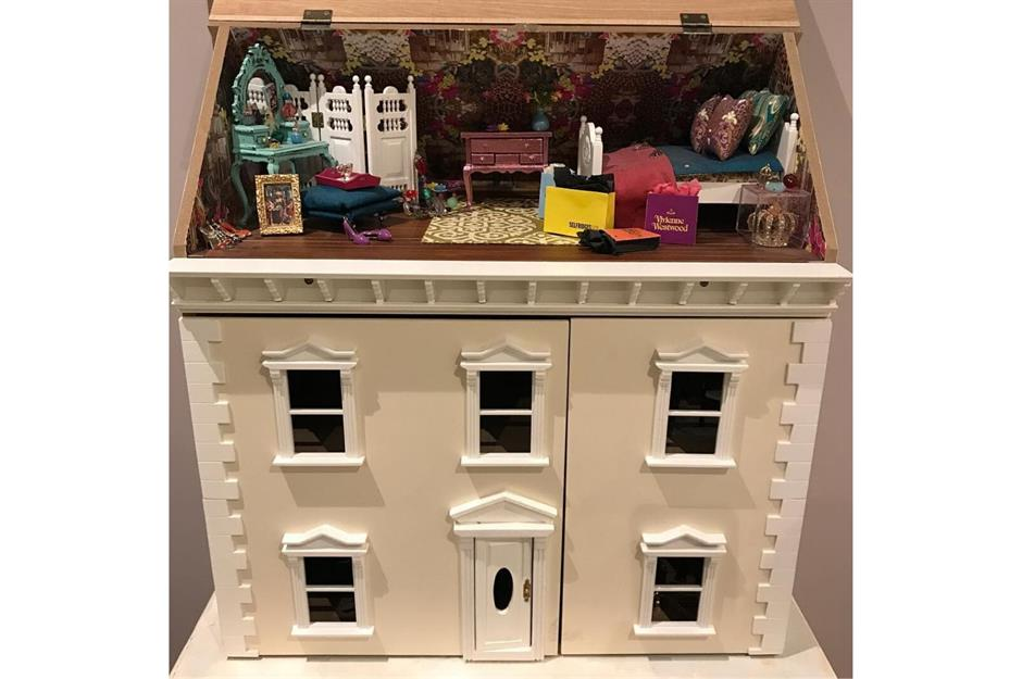 This Woman Is Creating A Mini Doll S House Version Of Her Amazing Home Loveproperty Com