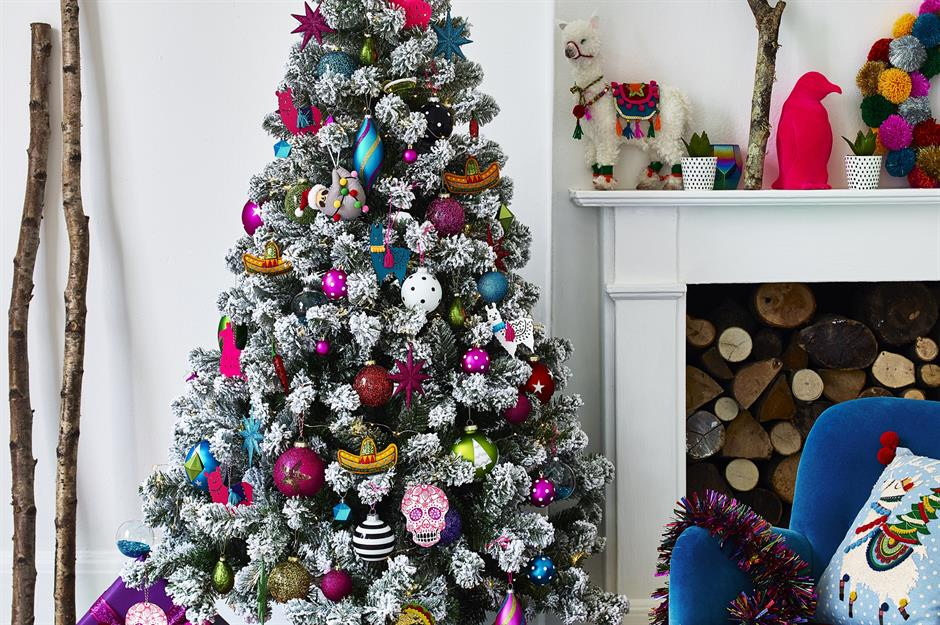 Debenhams - Christmas Tree Decorating Ideas For Every Style And Budget