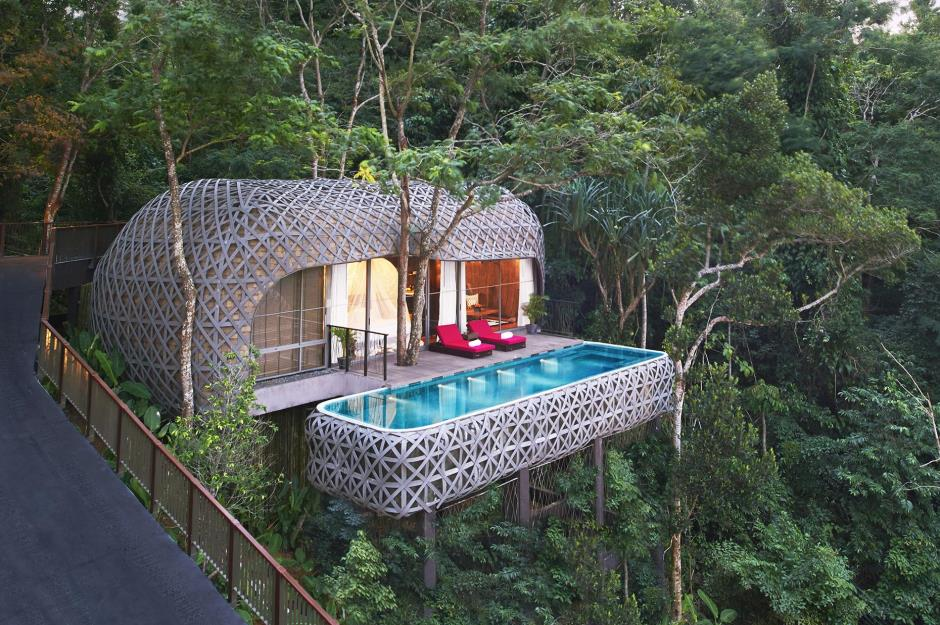 Incredible Treehouse Hotels Around The World Loveexploring Com