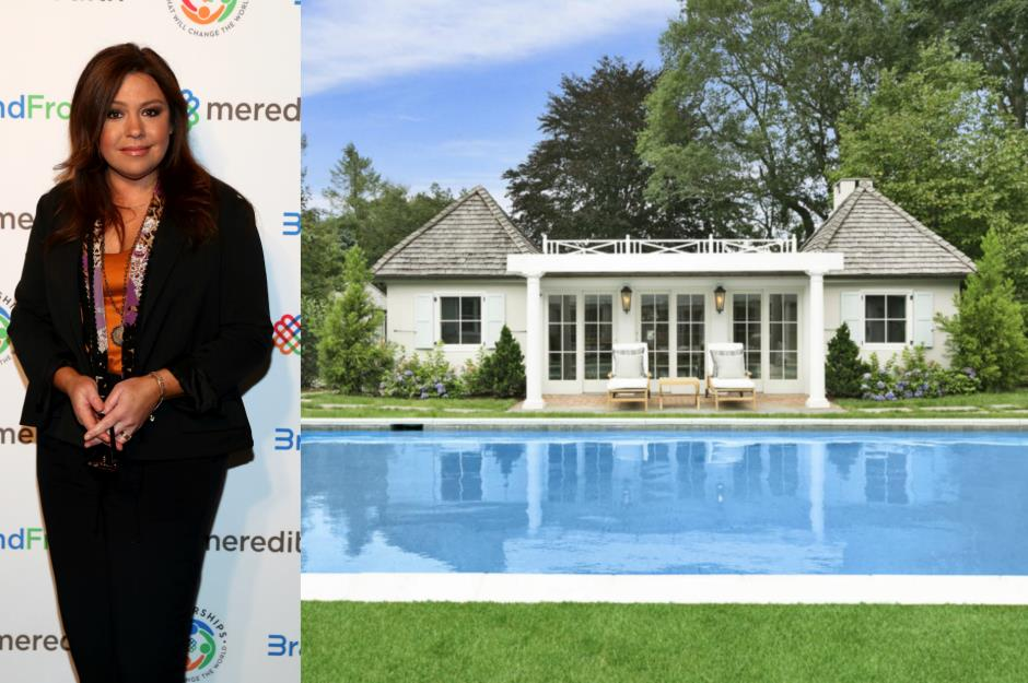 Celebrity homes up for sale in december - Racholas exterior ...