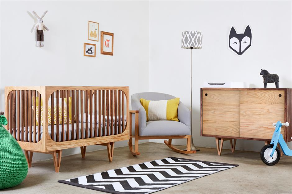 Baby Rooms Ideas Unisex Invest in the future
