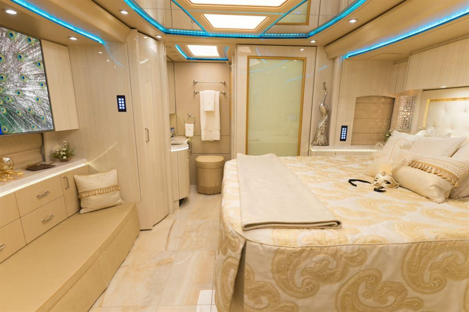 Millionaire motorhomes – The world's most expensive RVs