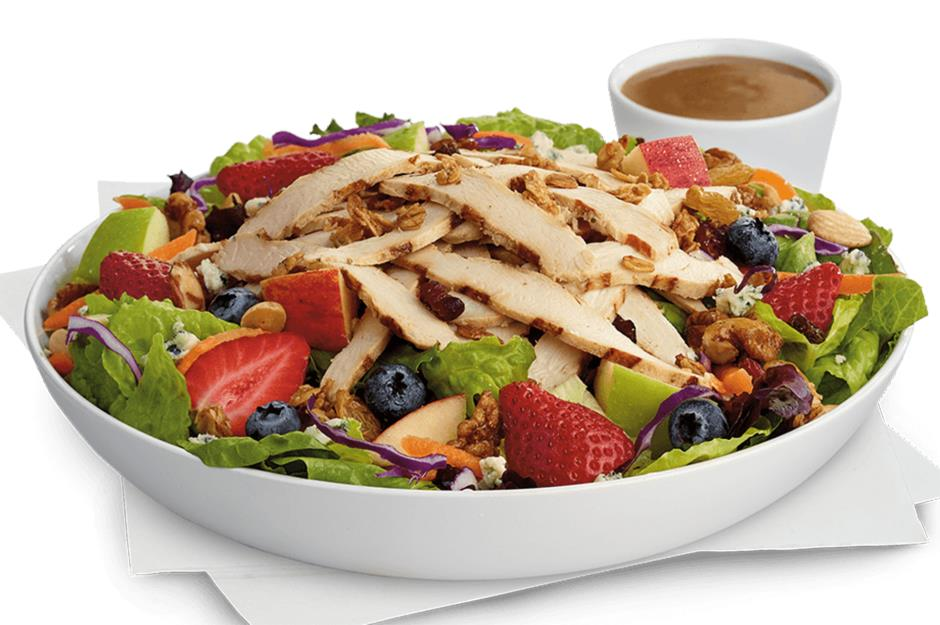Chick-fil-A's Grilled Chicken Salad