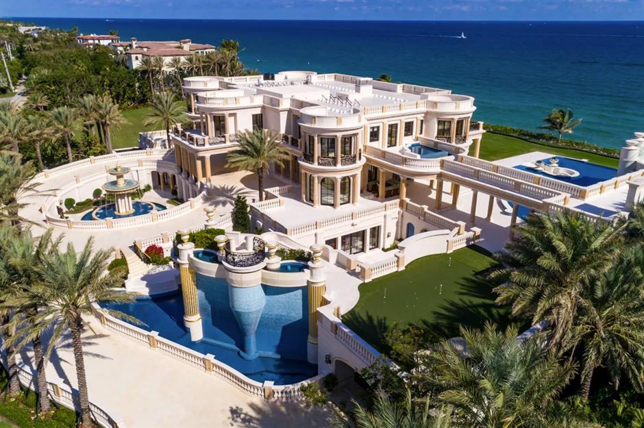 The Biggest Mansions In America Will Make Your Head Spin