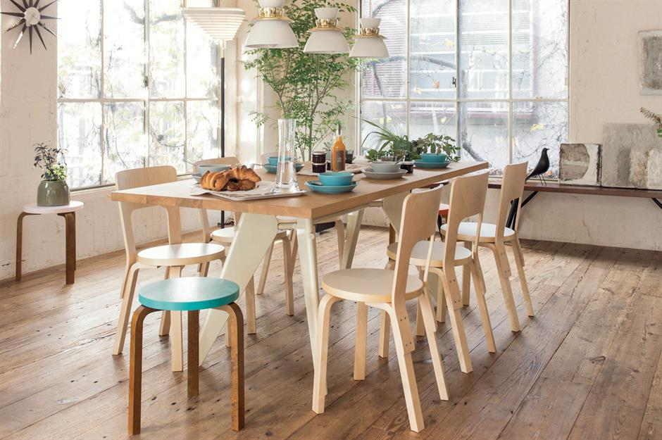 Mix And Match Chairs From Nestcouk