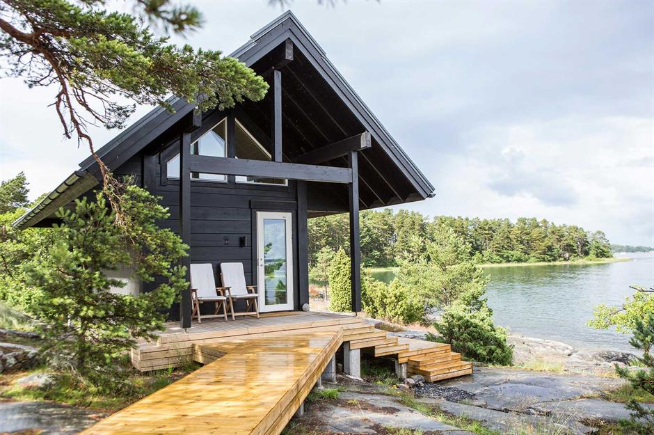 Log Cabin Kits For Ultimate Isolation Loveproperty Com
