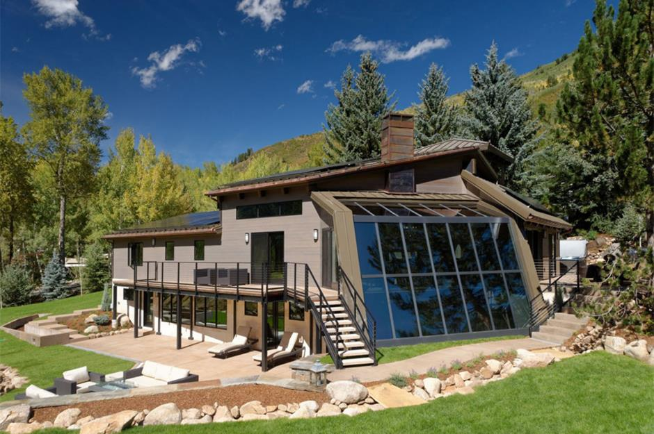 Contemporary Home, Aspen, Colorado