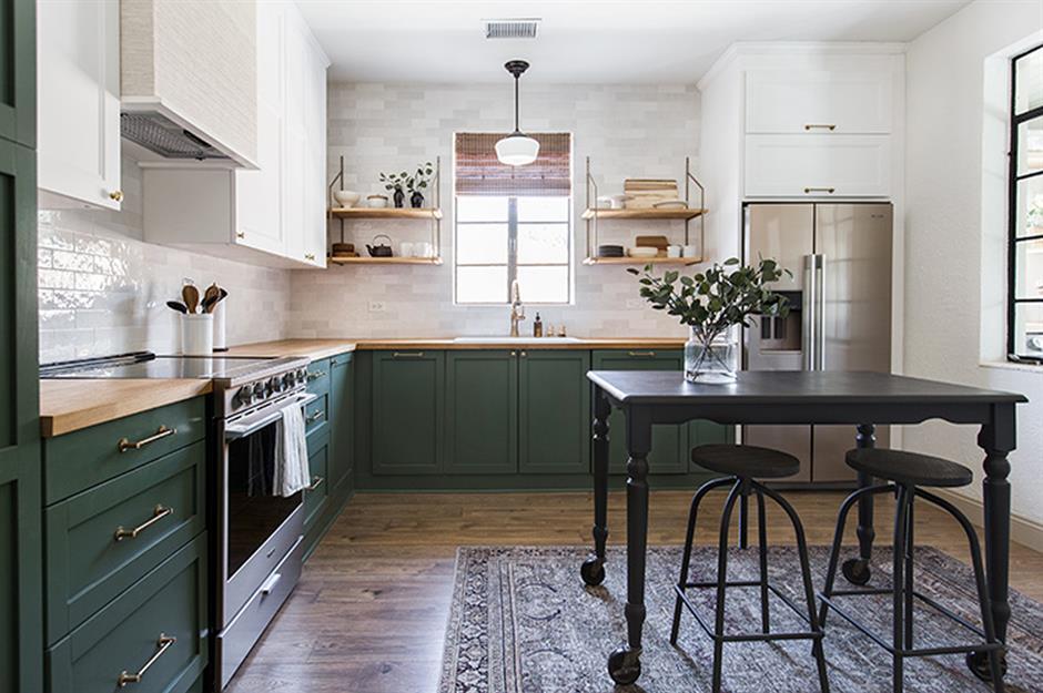 Ikea Birch Cabinets Kitchen 2021
