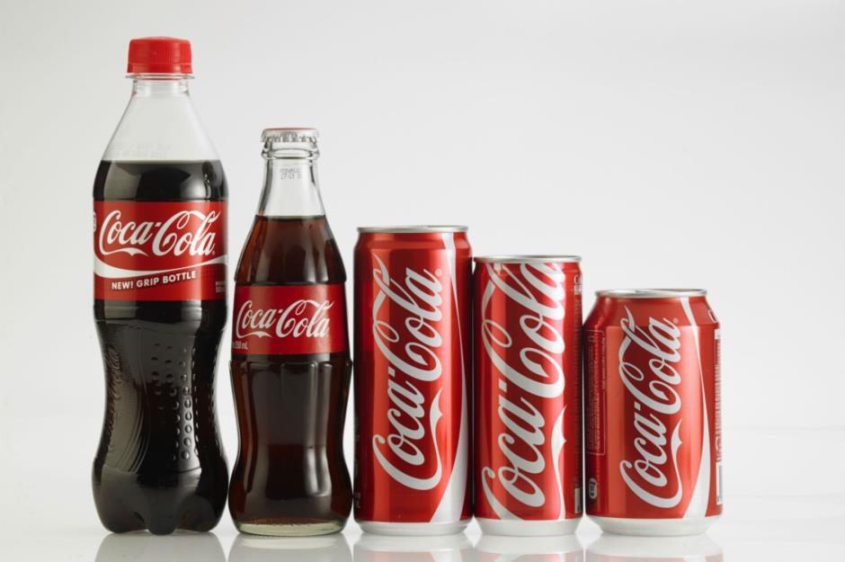 project on cocacola