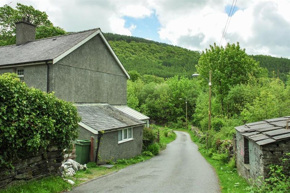 Entire villages and towns for sale you can actually buy