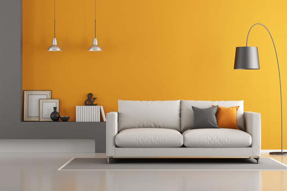 Grey And Orange >> 24 Colour Combinations So Wrong They Are Right Loveproperty Com