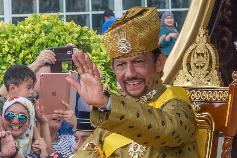 The Sultan Of Brunei S Net Worth And Extreme Spending Lovemoney Com