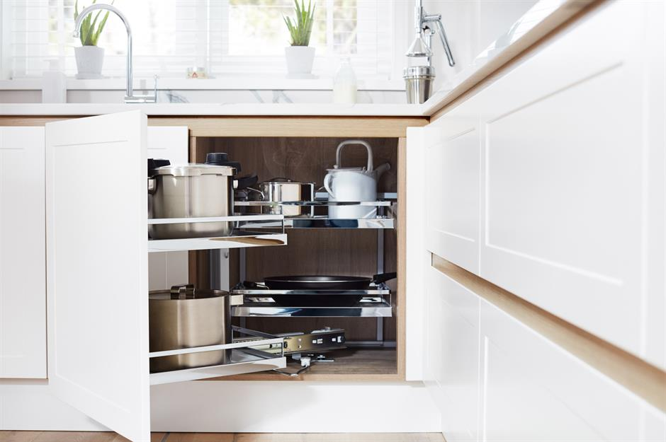 Space-saving ideas for small kitchens | property.com on ideas for kitchen table, ideas for kitchen painting, ideas for kitchen pantry, ideas for kitchen wine rack, ideas for kitchen hutch, ideas for kitchen shelves, ideas for kitchen desk, ideas for kitchen bar,
