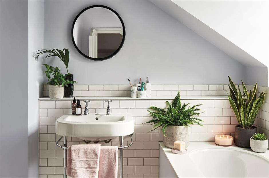 52 stunning small bathroom ideas | loveproperty.com on Nice Bathroom Designs For Small Spaces  id=53158