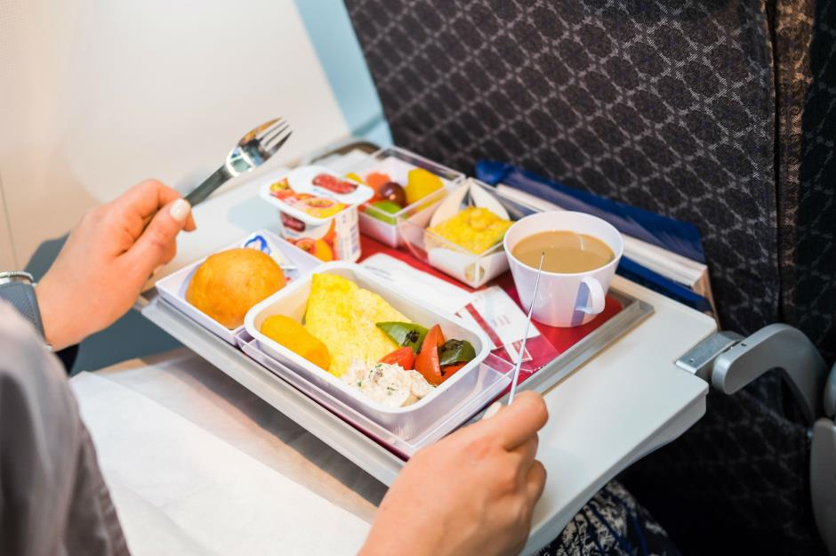 Airline Food That Tastes First Class
