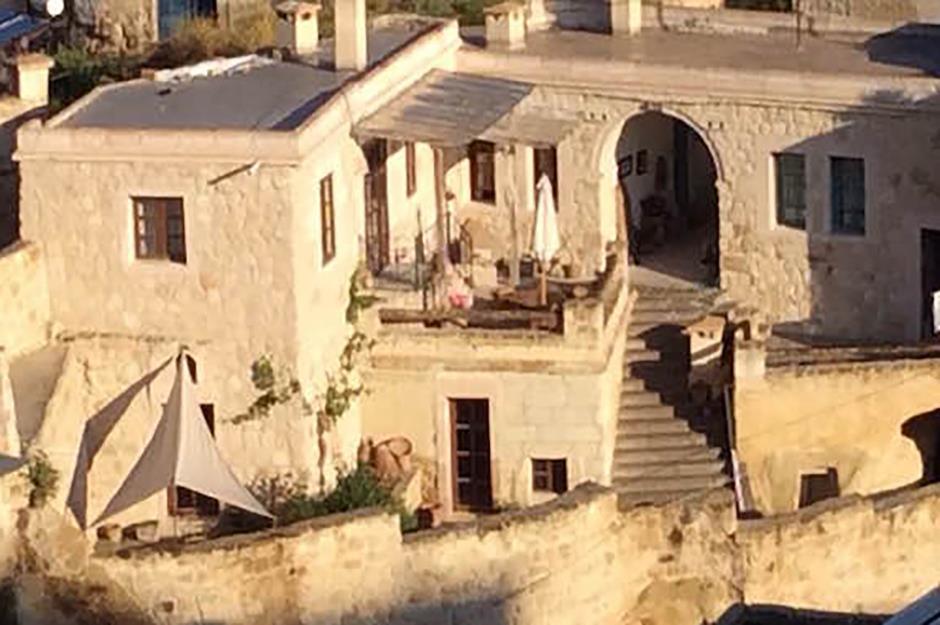 Turkish Cave Home In Ortahisar