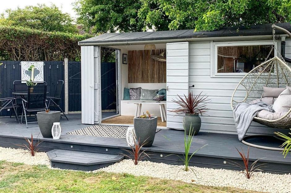 Bargain Backyard Makeovers Before And After Loveproperty Com