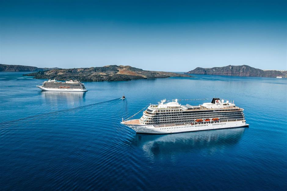 The world's best cruise ships voted for by passengers