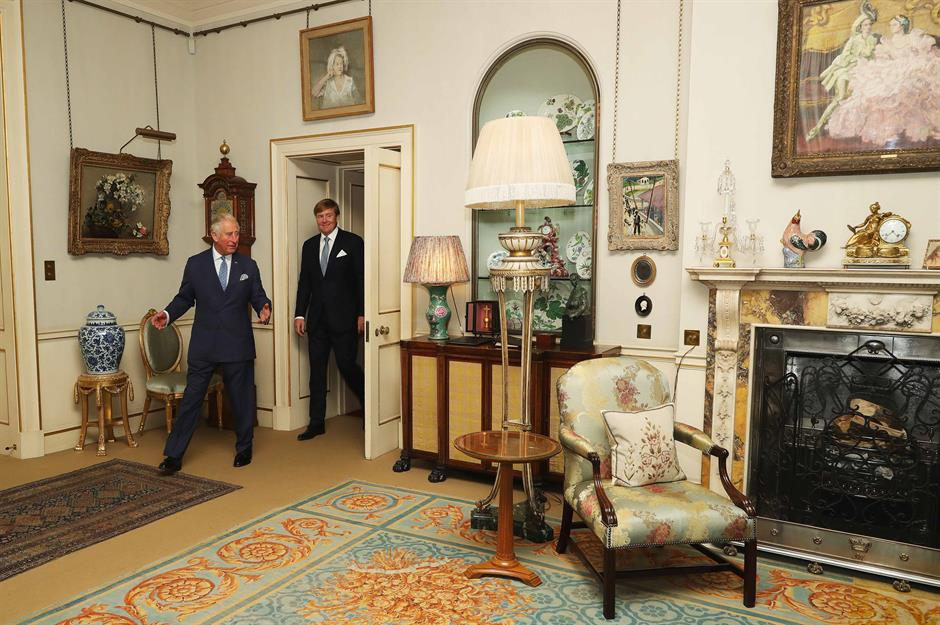 Secrets Of The British Royal Family S Private Homes
