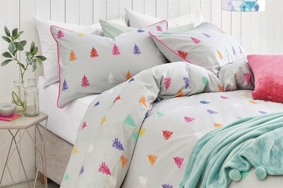 Christmas Bedding.Christmas Bedding Our Pick Of The Best Seasonal Bedding