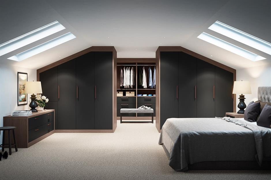 Inspired ideas for attic bedrooms   loveproperty.com