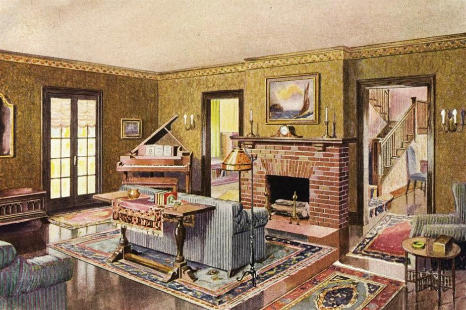What Homes Looked Like When Your Grandparents Were Born Loveproperty Com