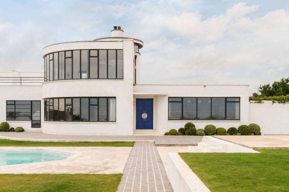 A Modern Art Deco Home Visualized In Two Styles: Amazing Art Deco Houses That You Can Actually Live In