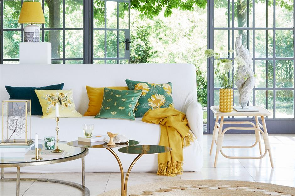 Spring decorating ideas for the new season | loveproperty.com