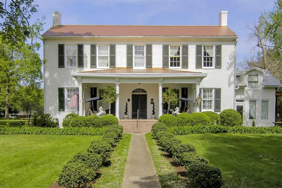 America's most charming colonial homes for sale
