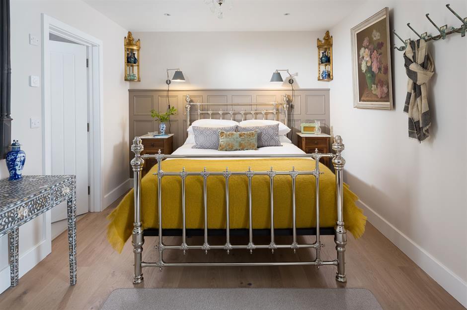 Ideas small bedroom Small bedroom