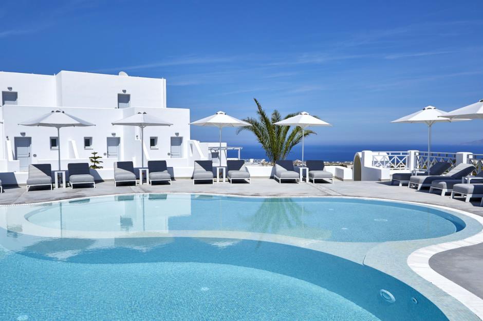 De Sol Hotel Spa Santorini Greece