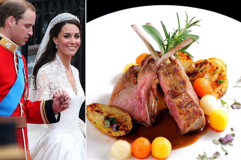 amazing royal wedding dishes throughout history