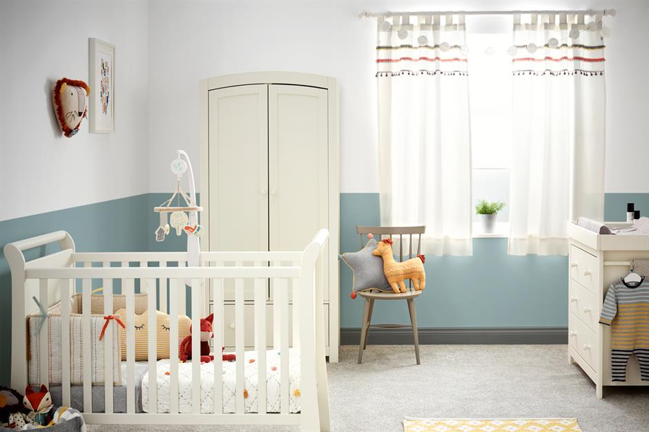Ideas unisex nursery