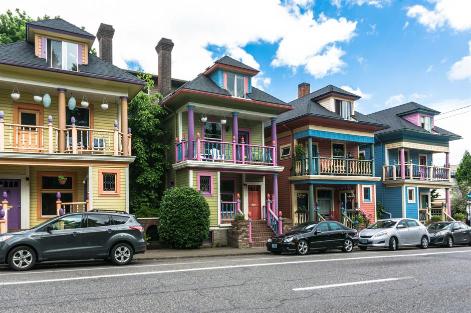 50 Of The Worlds Most Colourful Homes Lovepropertycom - Colorful-home-interior-on-portland-road-in-london